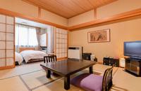 2ベッド和洋室(室内)
