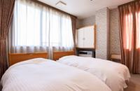 2ベッド和洋室(ベッド)